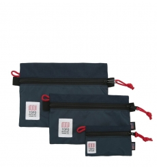 Topo Designs Accessory Bags - Navy