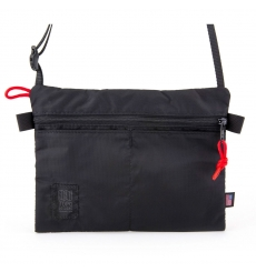 Topo Designs Accessory Shoulder Bag Black