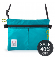 Topo Designs Accessory Shoulder Bag Turquoise Sale
