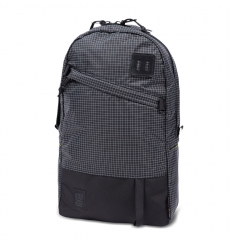 Topo Designs Daypack Black/White Ripstop