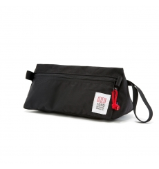 Topo Designs Dopp Kit Black