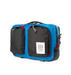 Topo Designs Global Briefcase Blue/Black Ripstop