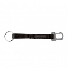 Topo Designs Key Clip Black