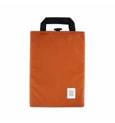 Topo Designs Laptop Sleeve Clay front