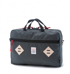 Topo Designs Mountain Briefcase Charcoal