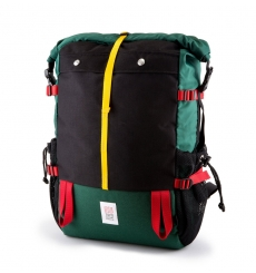 Topo Designs Mountain Rolltop Bag - Forest