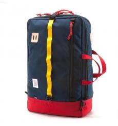 Topo Design Travel Bag Navy/Red