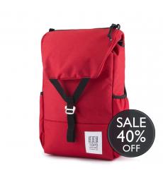 Topo Designs Y-pack Red Sale