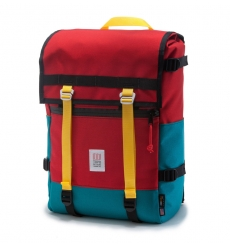 Topo Designs Flap Pack Red