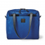 Filson Tote Bag With Zipper Flag Blue
