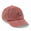 Filson-Washed-Low-Profile-Cap-20204530-Faded Red Salmon front-side