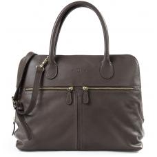 Women Laptop Bag Juliet 15 inch Chocolate
