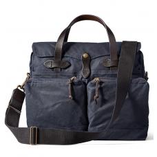 Filson 24-Hour Tin Cloth Briefcase 11070140-Navy