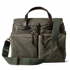 Filson 24-Hour Tin Briefcase 11070140-Otter Green