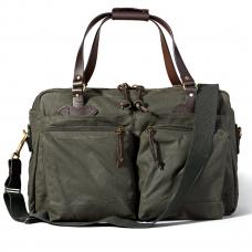 Filson 48-Hour Tin Cloth Duffle Bag 11070328-Otter Green