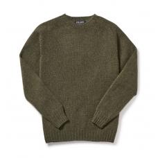 Filson 4gg Crewneck Sweater LodenOlive