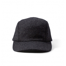 Filson 5-Panel Wool Cap 11030236-Charcoal