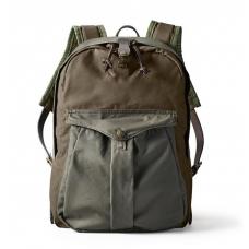Filson Journeyman Backpack 11070236-Dark Tan-Otter Green