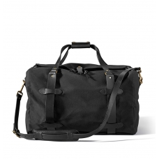 Filson Rugged Twill Duffle Bag Medium 11070325-Black