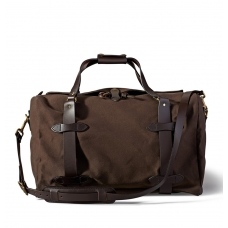 Filson Rugged Twill Duffle Bag Medium 11070325-Brown