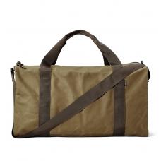 Filson Tin Cloth Field Duffle Bag Medium 11070015-DarkTan/Brown