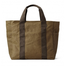 "Filson Grab 'N"" Go Tote-Large 11070391-DarkTan/Brown"