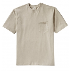 Filson Outfitter Solid Pocket T-shirt Pebble Grey