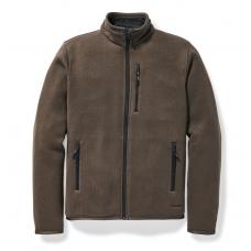 Filson Ridgeway Fleece Jacket Dark Brown