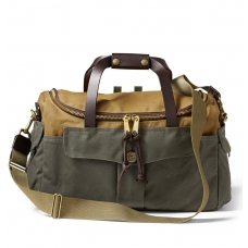 Filson Heritage Sportsman Bag 11070073-Tan/Otter Green