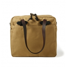 Filson Tote Bag With Zipper 11070261-Tan