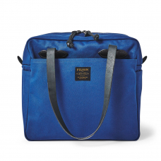 Filson Rugged Twill Tote Bag with Zipper 20192728-Flag Blue