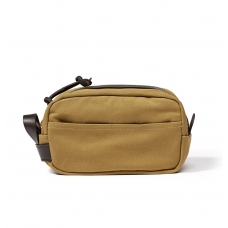 Filson Rugged Twill Travel Kit 11070218-Tan