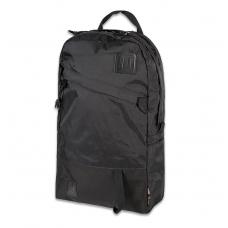 Topo Designs Daypack X-Pac Black/Ballistic Black