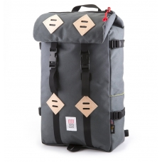 Topo Designs Klettersack Charcoal