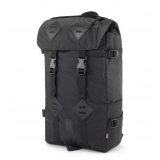 Topo Designs Klettersack X-Pac Black/Ballistic Black