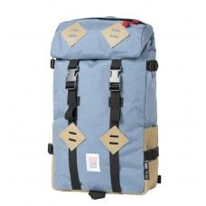 Topo Designs Klettersack Storm/Khaki Leather
