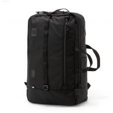 Topo Designs Travel Bag Ballistic Black