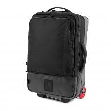 Topo Designs Travel Bag Roller Premium Black
