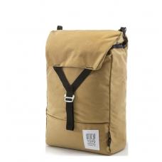 Topo Designs Y-Pack Backpack Khaki