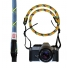 Topo Designs Camera Strap Blue