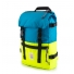 Topo Designs Rover Pack Turquoise/Bright Yellow