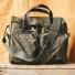 Filson 24-Hour Tin Briefcase 11070140 Otter Green Lifestyle