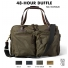 Filson 48-Hour Duffle 11070328 Otter Green color-swatch