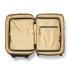Filson Ballistic Nylon Dryden 2-Wheel Rolling Carry-On Bag 20047728-Whiskey inside