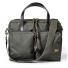 Filson Ballistic Nylon Dryden Briefcase 20049878-Otter Green