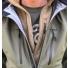 Filson Ridgeway Fleece Jacket Ochre lifestyle