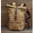 Filson Roll-Top Backpack 11070388 Tan - Lifestyle