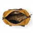 Filson Tin Cloth Duffle Pack DarkTan inside