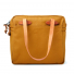 Filson Tote Bag With Zipper Chessie Tan back