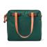 Filson Tote Bag With Zipper Hemlock back